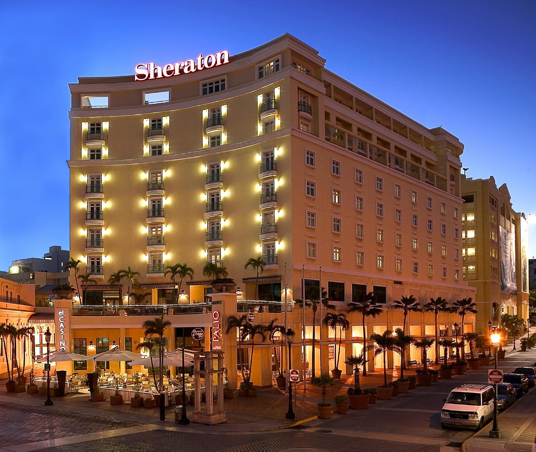 Sheraton Old San Juan Hotel & Casino