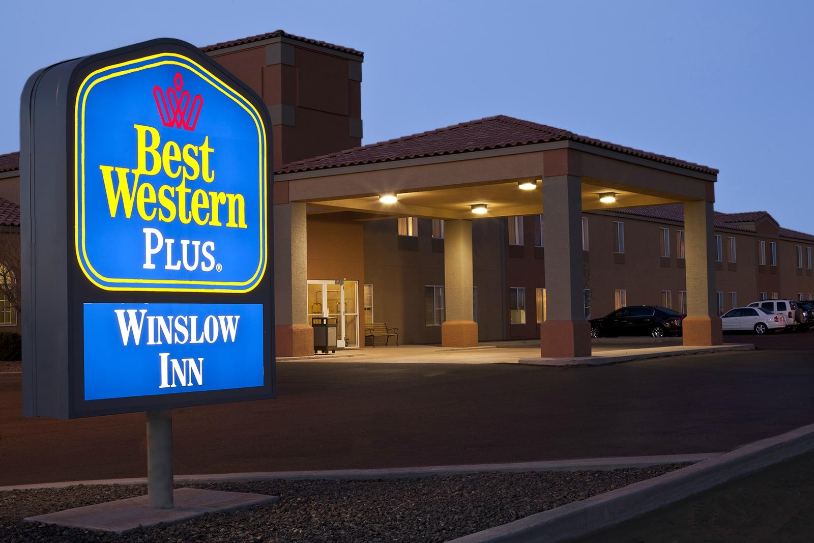BEST WESTERN PLUS Winslow Inn