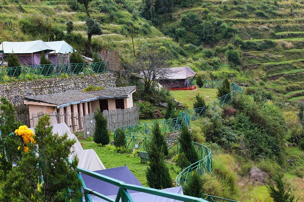 Whispering Pines Himalayan Retreat
