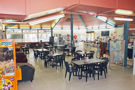 Liz's Open Cut Cafe