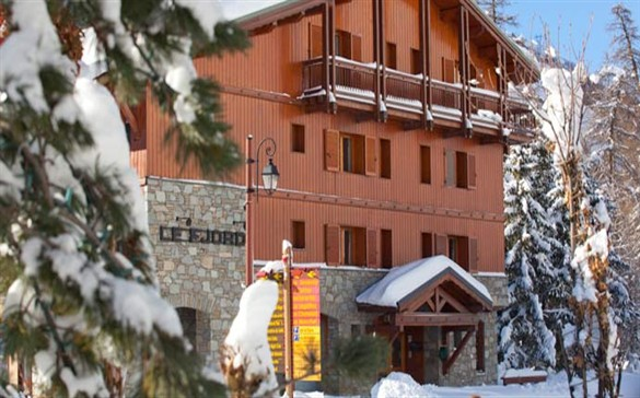 Chalet Hotel Le Fjord