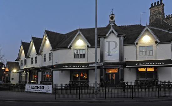 Pearsons Bar