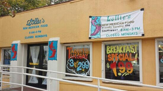 Lollie's New Mexican Food