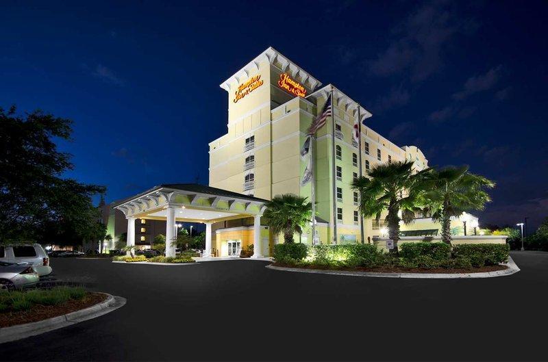 Hampton Inn & Suites Jacksonville South-St. Johns Town Center Area
