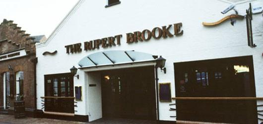 ‪The Rupert Brooke‬