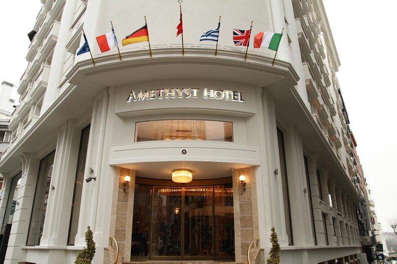 Amethyst Hotel Istanbul