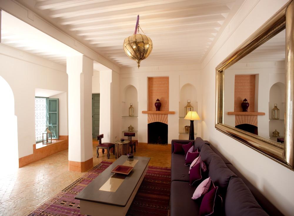 Riad lalla bahia b b marrakech maroc voir les tarifs for Salon zen rabat tarifs