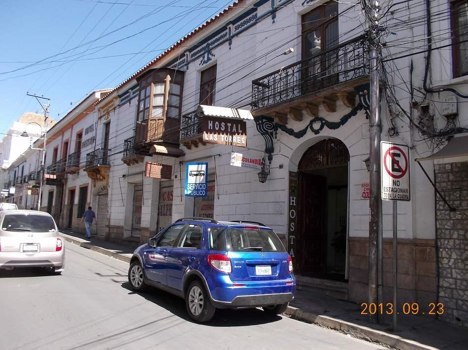 Las Torres Hostal