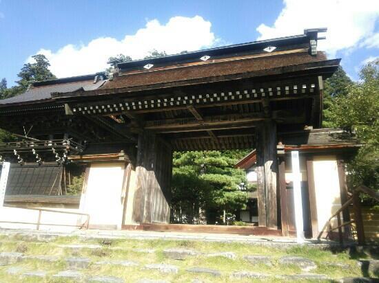 Senshoji Temple