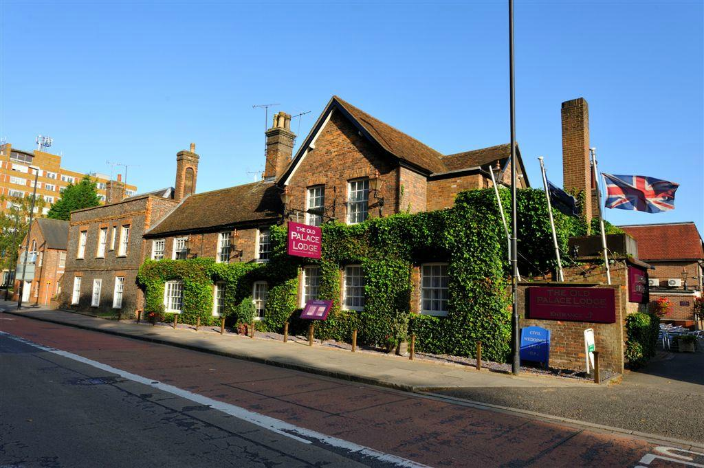 The Old Palace Lodge Hotel