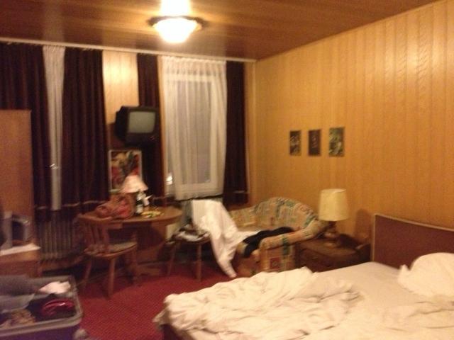 Hotel Alter Vater Rhein