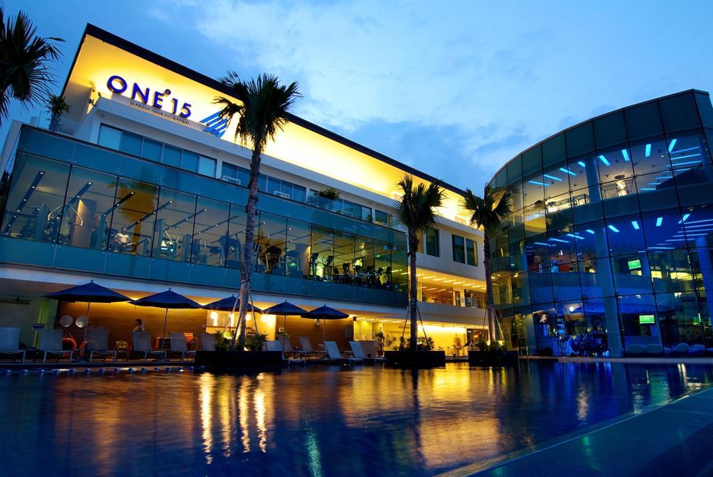 ONE 15 Marina Club Singapore