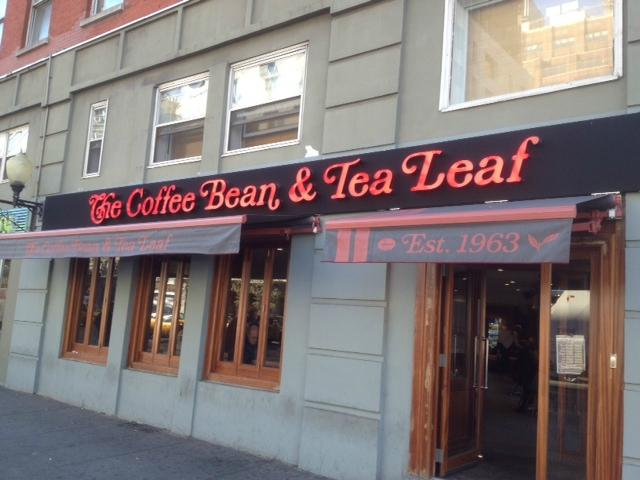 Coffee Bean Tea Leaf