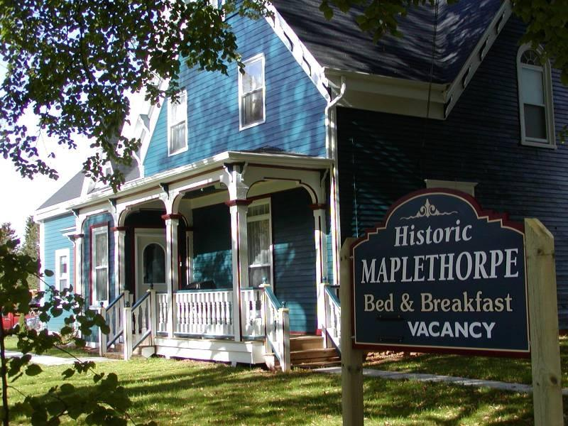 ‪Historic Maplethorpe B&B‬