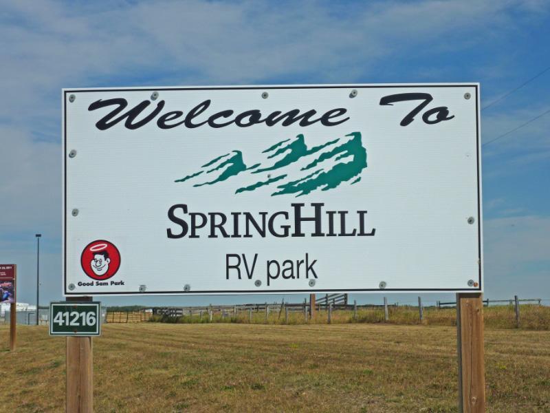Spring Hill RV Park