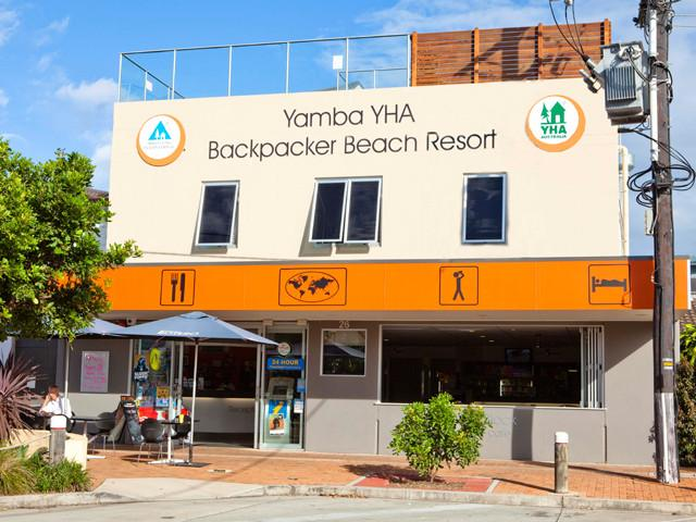 Yamba YHA - Backpackers Beach Resort