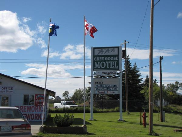 Grey Goose Motel