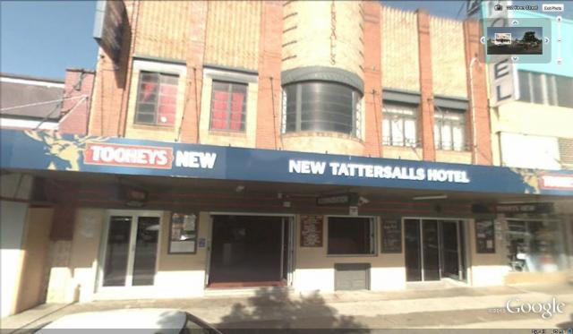 The New Tattersalls Hotel