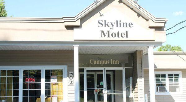 スカイライン モーテル