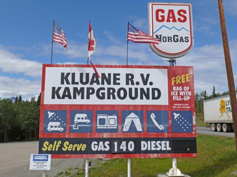 Kluane RV Kampground