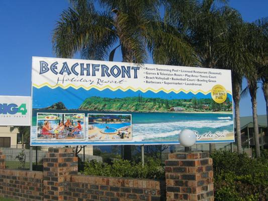 Beachfront Holiday Resort