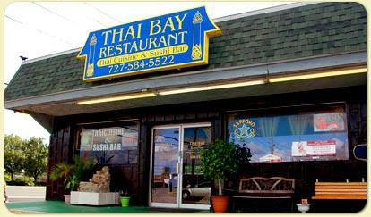 Thai Bay & Sushi Restaurant