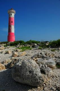 Punta Molas Faro (Molas Point Lighthouse)