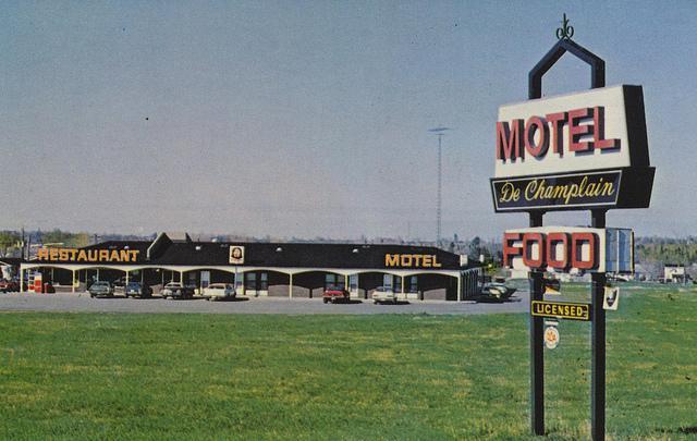 Motel de Champlain