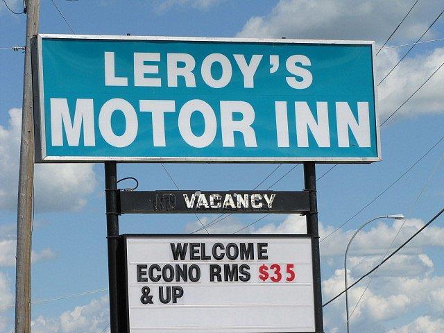 Leroy's Motor Inn