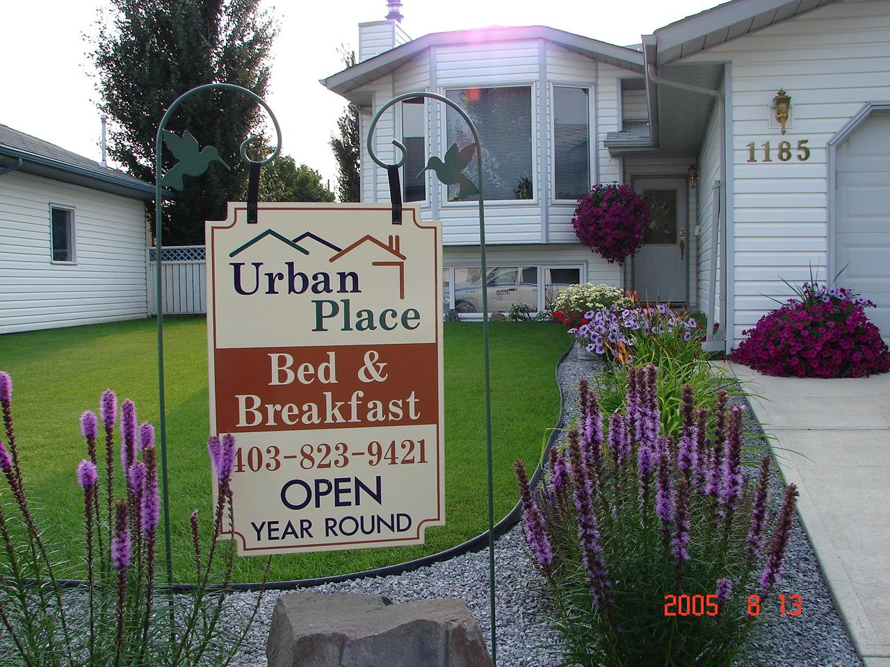 Urban Place Bed and Breakfast