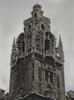 Klotild palaces