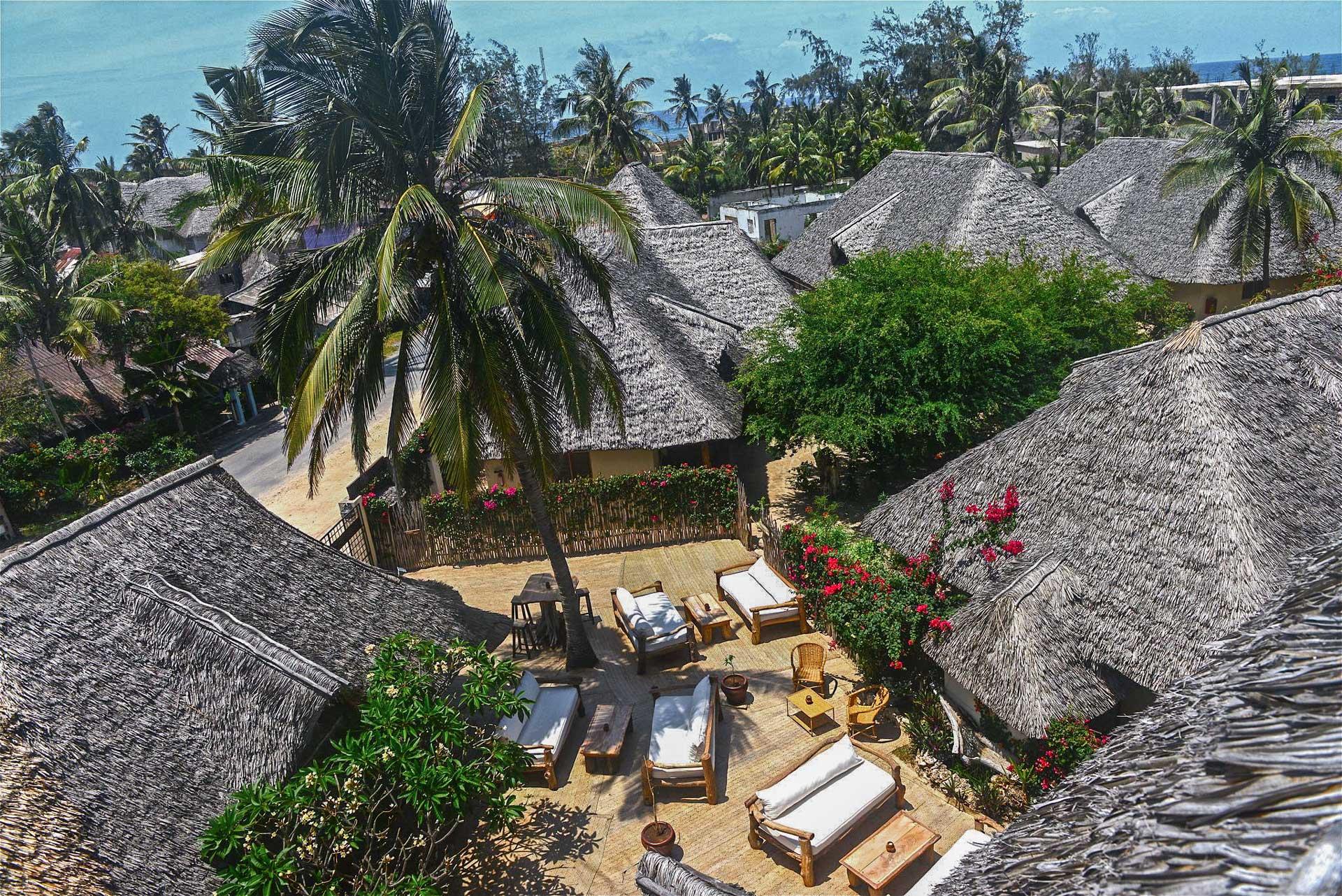 Mawimbi Lodge