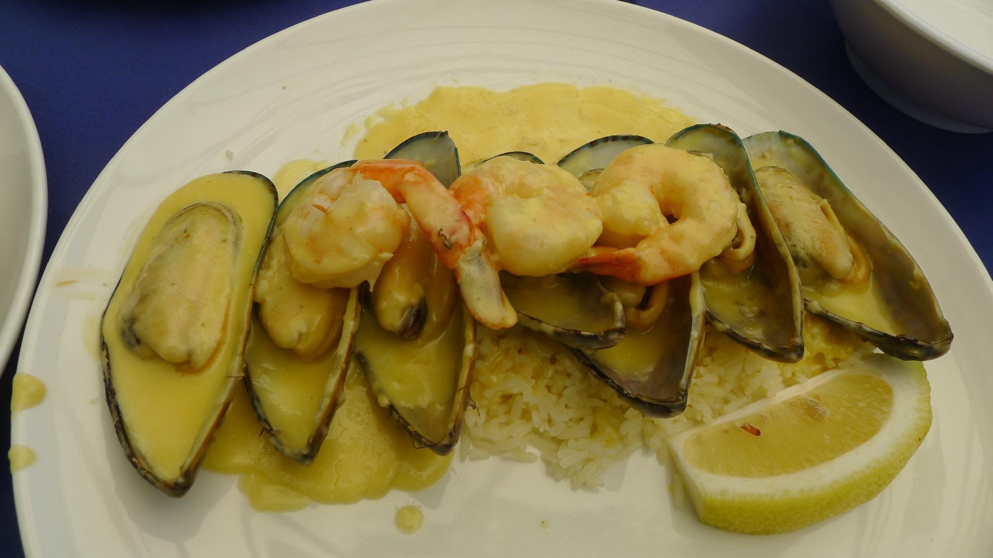 Georges Paragon Seafood Restaurant   1 Eagle Street, Brisbane, Queensland 4000   +61 7 3211 8111