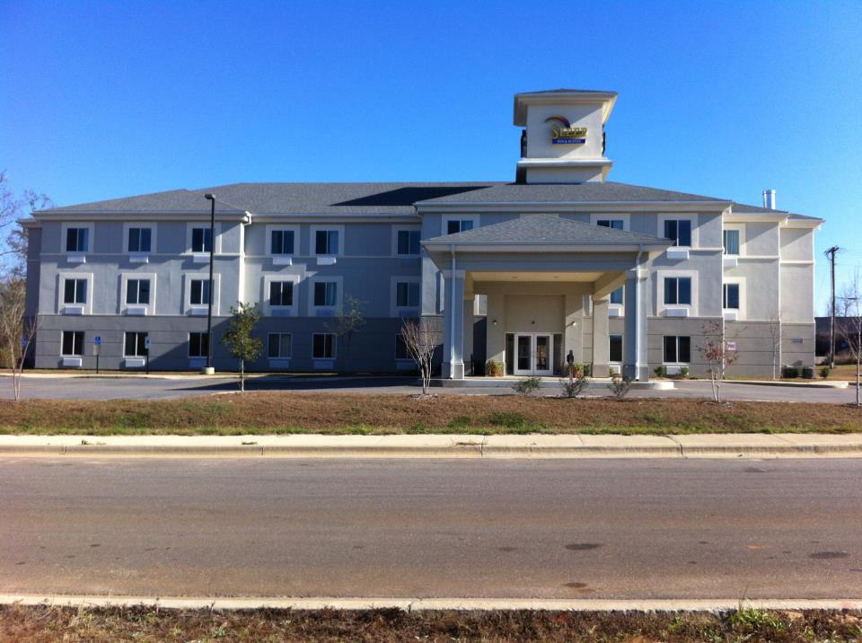 Sleep Inn Suites Evergreen Al 2018 Hotel Review Family Vacation Critic