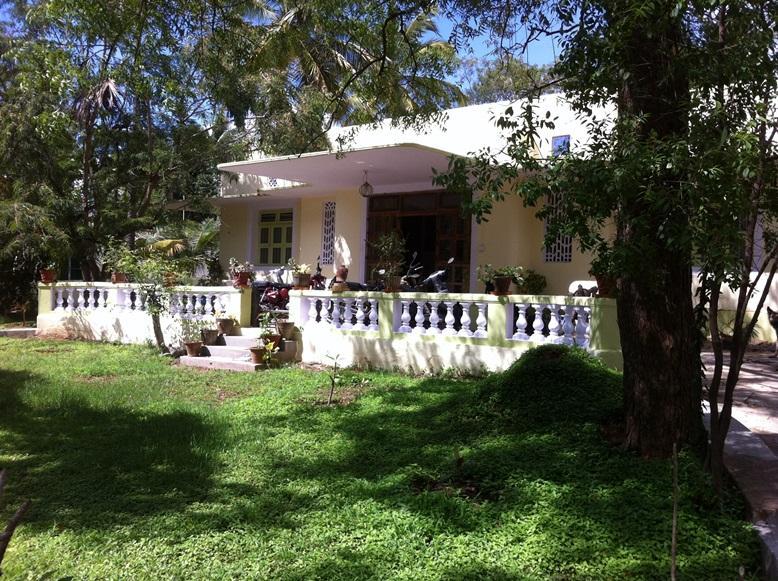 Shanti Nilayam (peaceful house) Guesthouse