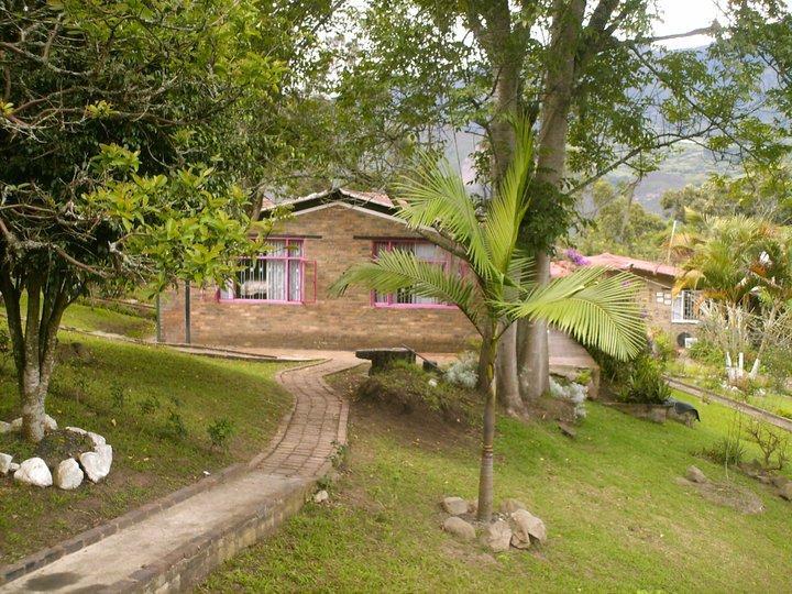 Cabanas las Villas Choachi