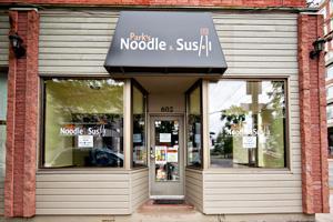 Park's Noodle & Sushi