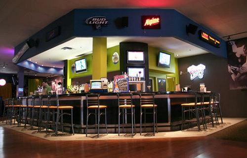 ISE's Bar