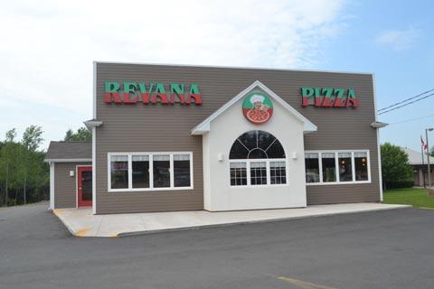 Revana Pizza