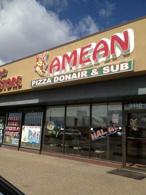 Amean Pizza Donair & Sub