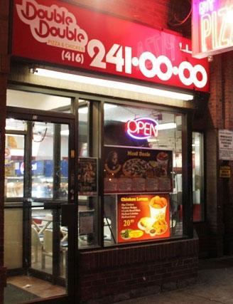 Double Double Pizza Chicken Ltd
