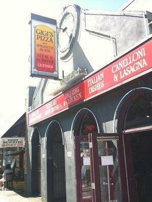 Gigi's Pizza & Spaghetti House