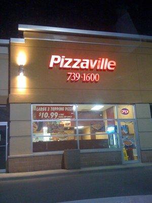 Pizzaville Essa Road