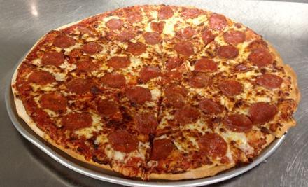 Hobo's Pizza