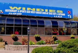 Windies Restaurant & Sports Bar