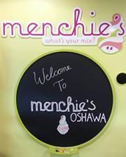 Menchie's Oshawa - Townline Rd.