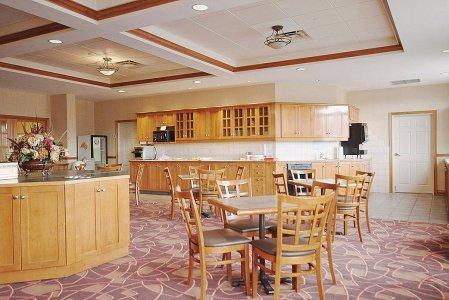 Maple Court Dining Lounge
