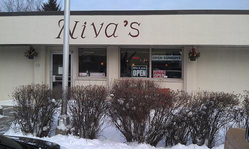 Niva's Restaurant