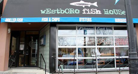 Westboro fish house