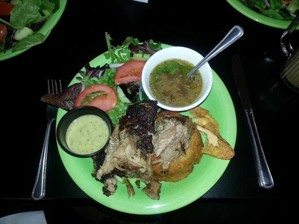 Chago 39 s caribbean cuisine austin menu prices for Austin s caribbean cuisine